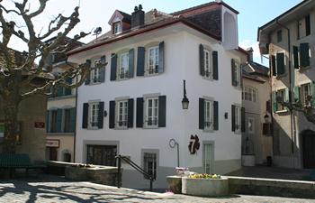 Waterside cottages switzerland waterside hotels switzerland for Best boutique hotels geneva
