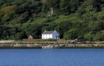 cottages scotland beachfront
