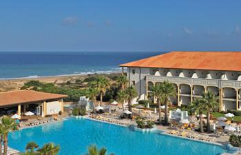 Beach Hotel Cadiz Andalucia Spain