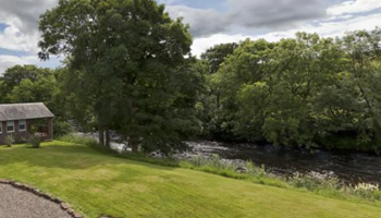 UK waterside home for sale: Blairgowrie, Perthshire, Scotland -