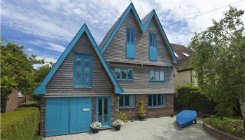 UK waterside home for sale: Hythe, Nr Folkestone, Kent - a13589a