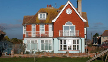 UK waterside home for sale: Pevensey Bay, East Sussex  -