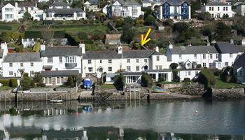 UK waterside home for sale: Newton Ferrers, Devon -