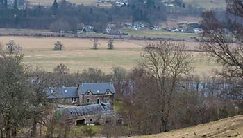 UK waterside home for sale: Pitlochry, Perthshire, Scotland - a3149a