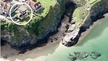 UK waterside home for sale: Newquay, Cornwall - a3487a