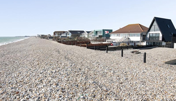 UK waterside home for sale: Bracklesham Bay, Chichester, West Sussex - a3553a