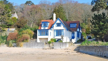 UK waterside home for sale: Flushing, Falmouth, Cornwall - a3651a