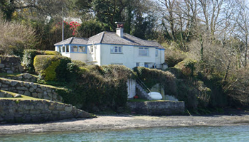 UK waterside home for sale: Mylor, Falmouth, Cornwall - a4197a