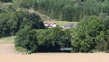 UK waterside home for sale: Aberfeldy, Perthshire, Scotland - a4607a